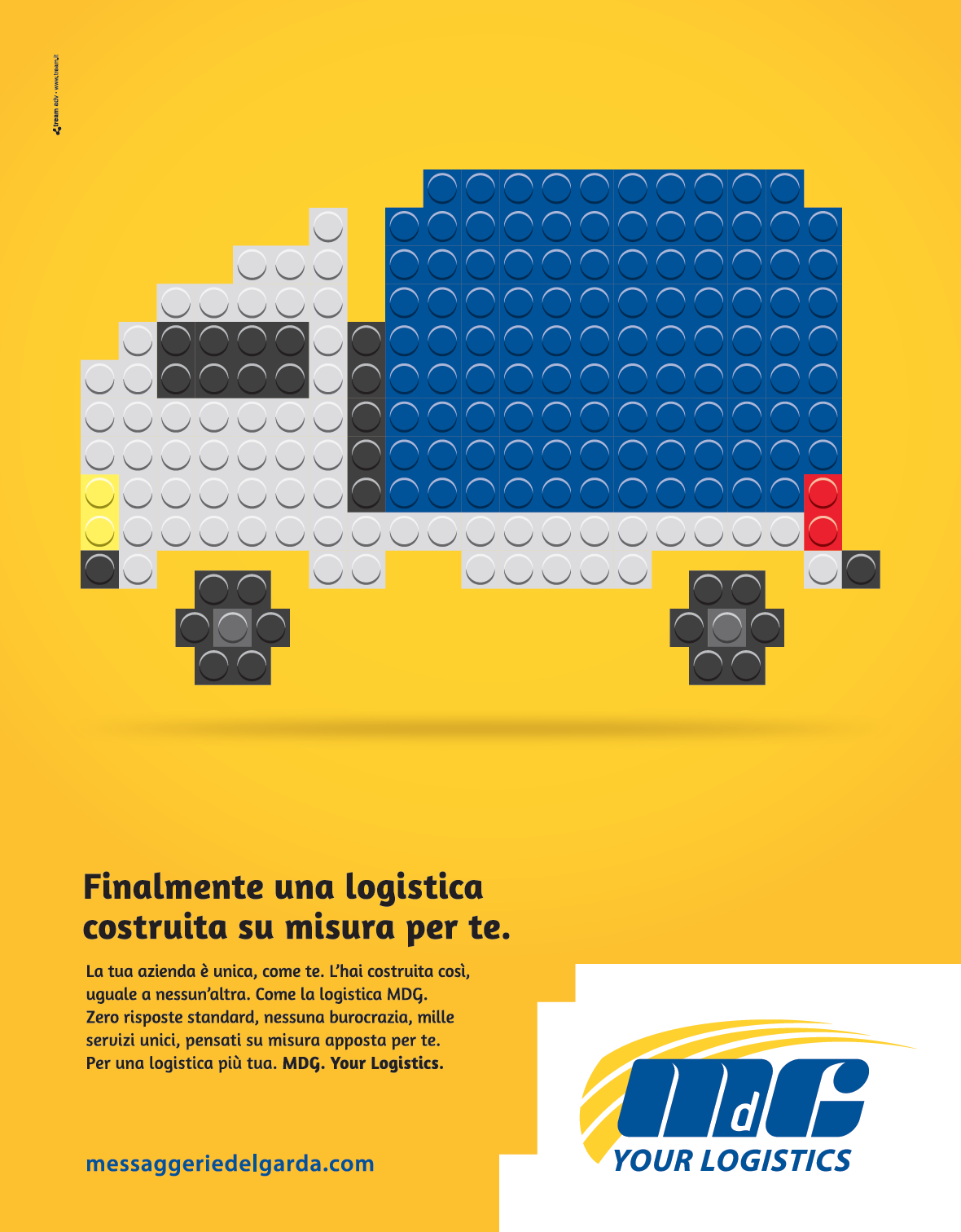 MDG CAMION